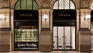 Pasticceria Marchesi Galleria VE Milan